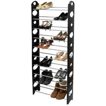 Linio: Zapatera Rack Organizador Zapatos 10 Niveles  Super Resistente