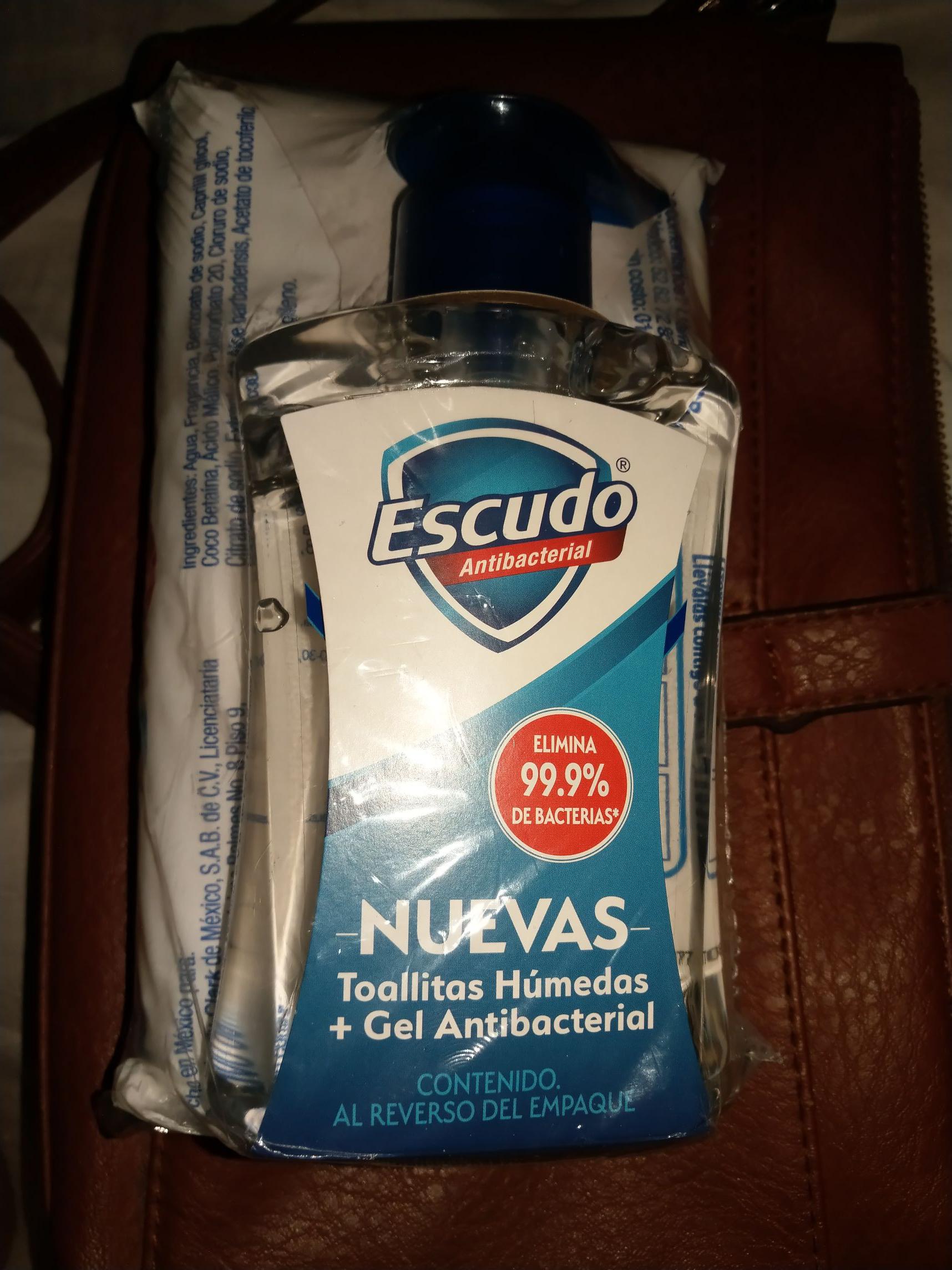 Chedraui: Gel antibacterial de 225 ml + toallitas húmedas de 50 pzs