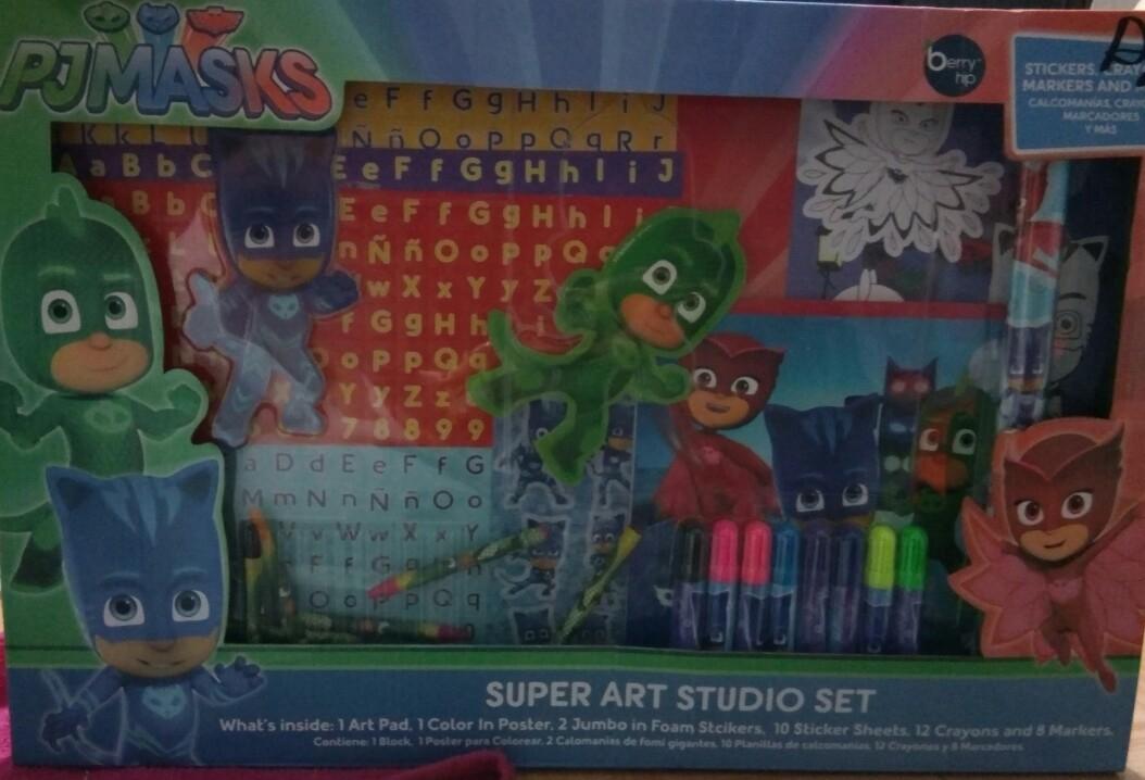 Walmart Playa norte Veracruz - Super Set de Arte $16.01