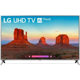 """Linio: Smart TV LG 65"""" 4K UHD UK6500 2018 Reacondicionada pagando con banamex"""