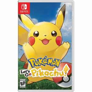Best Buy: Pokémon: Let's Go, Pikachu!