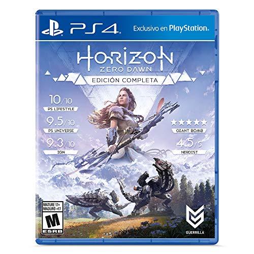 Amazon MX: Horizon Zero Dawn Complete Edition PlayStation 4 aplica PRIME