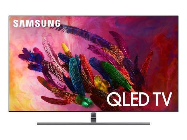 """El Palacio De Hierro en línea: Smart TV Samsung 55"""" QLED 4K UHD Q7FN 2018 Con CitiBanamex"""