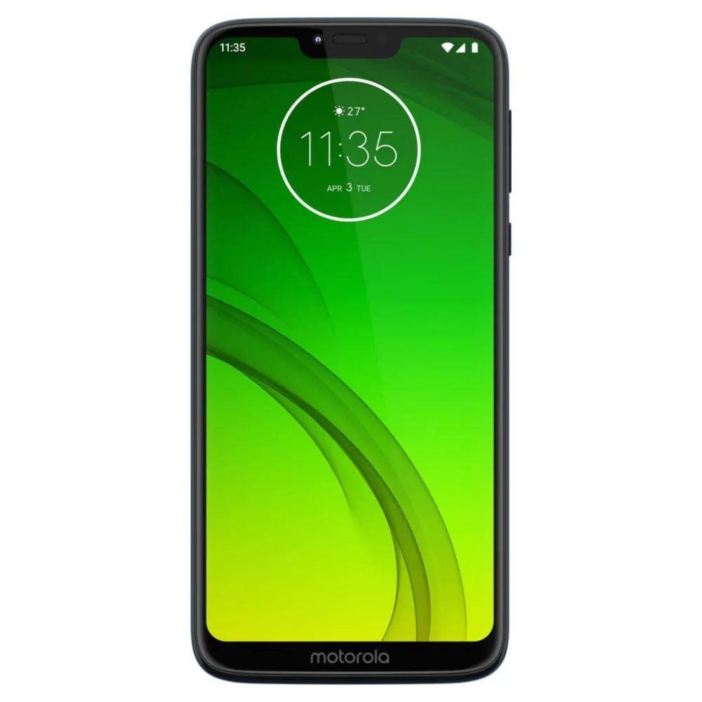 Elektra: Motorola Moto G7 Power 4/64 $2749 (pagando con Azteca Pago)