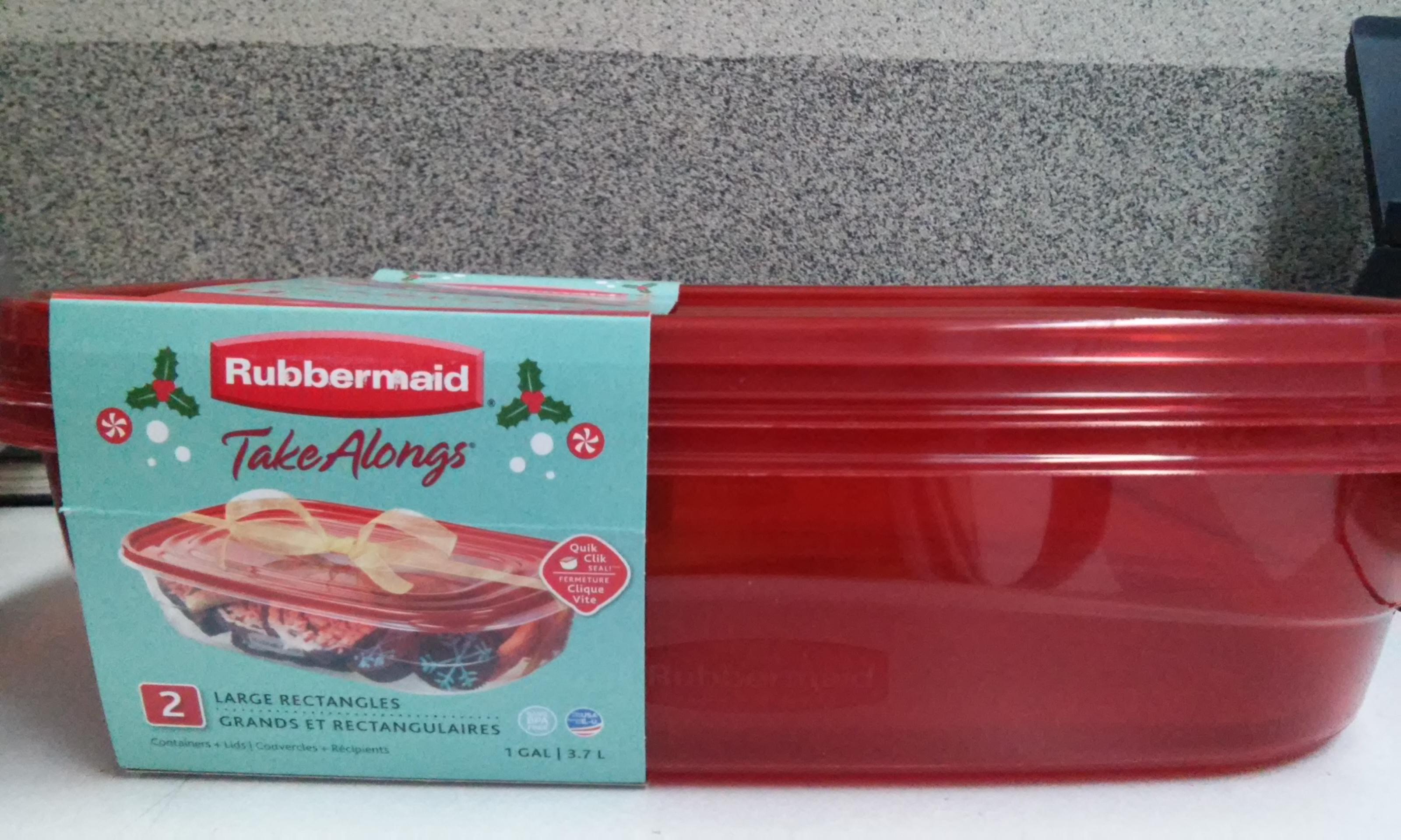 Walmart: Herméticos Rubermaid $30.03 Cuitlahuac