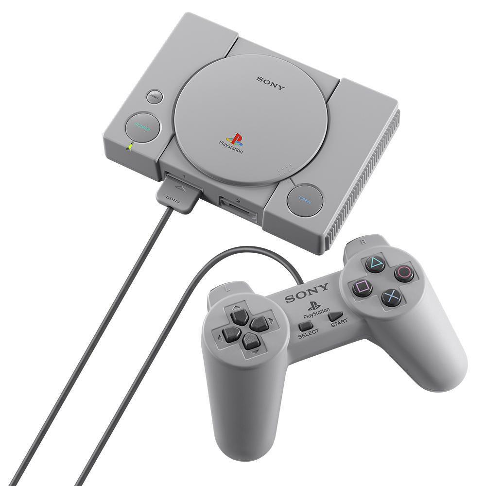 Elektra: Consola PlayStation Classic Mini con PayPal