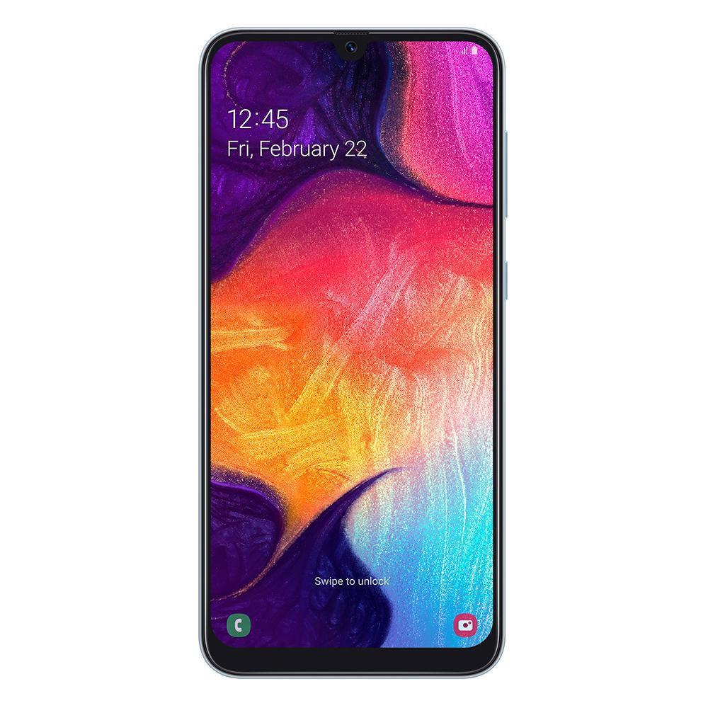Elektra: Samsung Galaxy A50 64 Gb Blanco (Pagando con CitiPay)