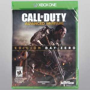 Mercado Libre (Netshoes): call of duty advanced warfare para xbox one barato