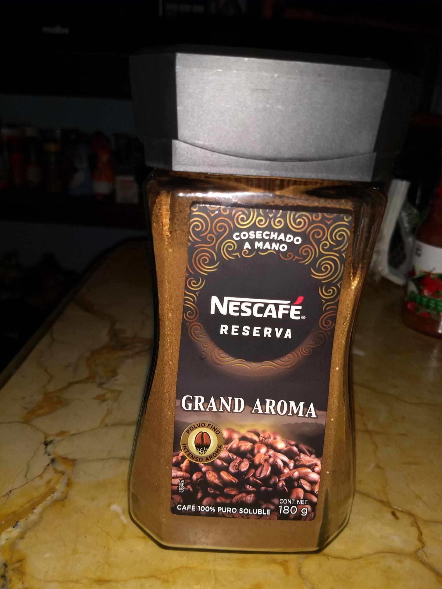 Walmart: Nescafé Reserva Grand Aroma en $56.03 y más liquidaciones