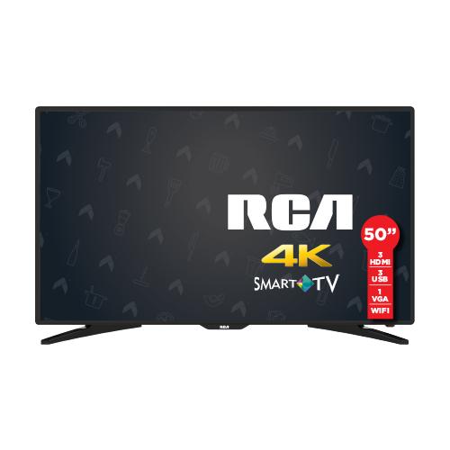 Bodega Aurrerá. TV RCA 50 Pulgadas 4K Ultra HD Smart TV