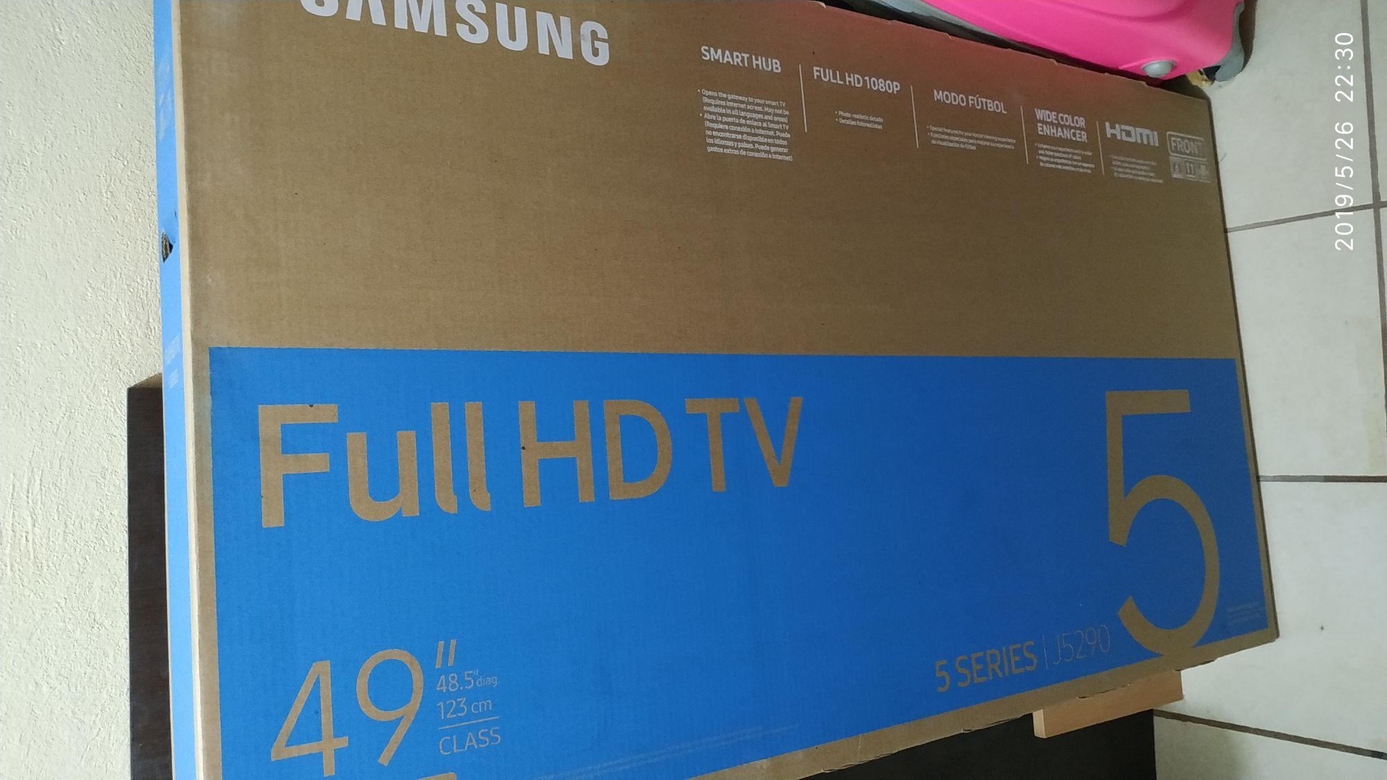 """Sam's club Querétaro: Pantalla Samsung 49"""" Full HD"""
