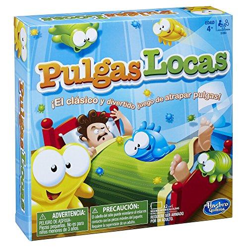 AMAZON MX: Juego Pulgas Locas de Hasbro