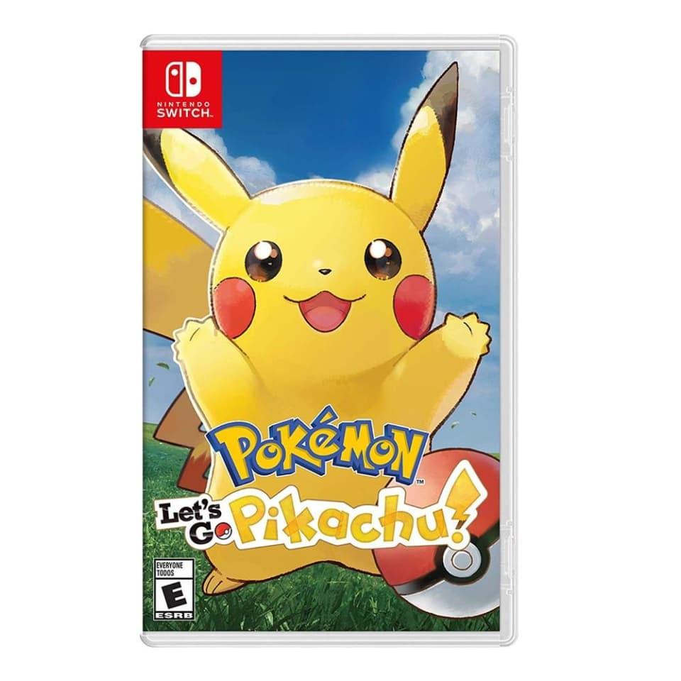 Walmart: Pokémon - Let s Go Pikachu para Nintendo Switch