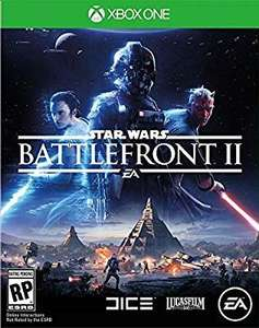 Amazon: Star Wars Battlefront 2 para XBox One