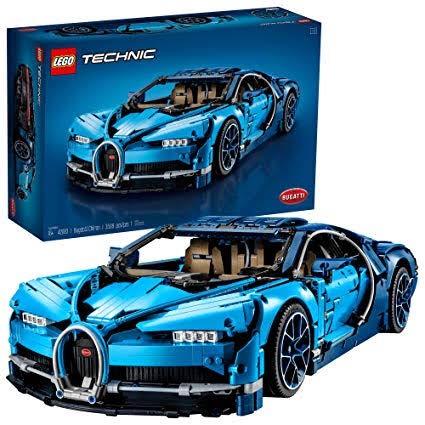 Amazon: Lego Bugatti Chiron con Citibanamex pay