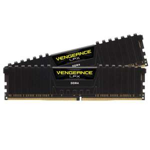 Amazon: Corsair Vengeance LPX 16GB (2x8) DDR4 2933 Mhz
