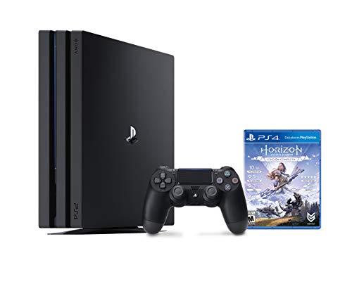 Amazon: PlayStation 4 Pro + Horizon (Pagando BBVA Wallet)
