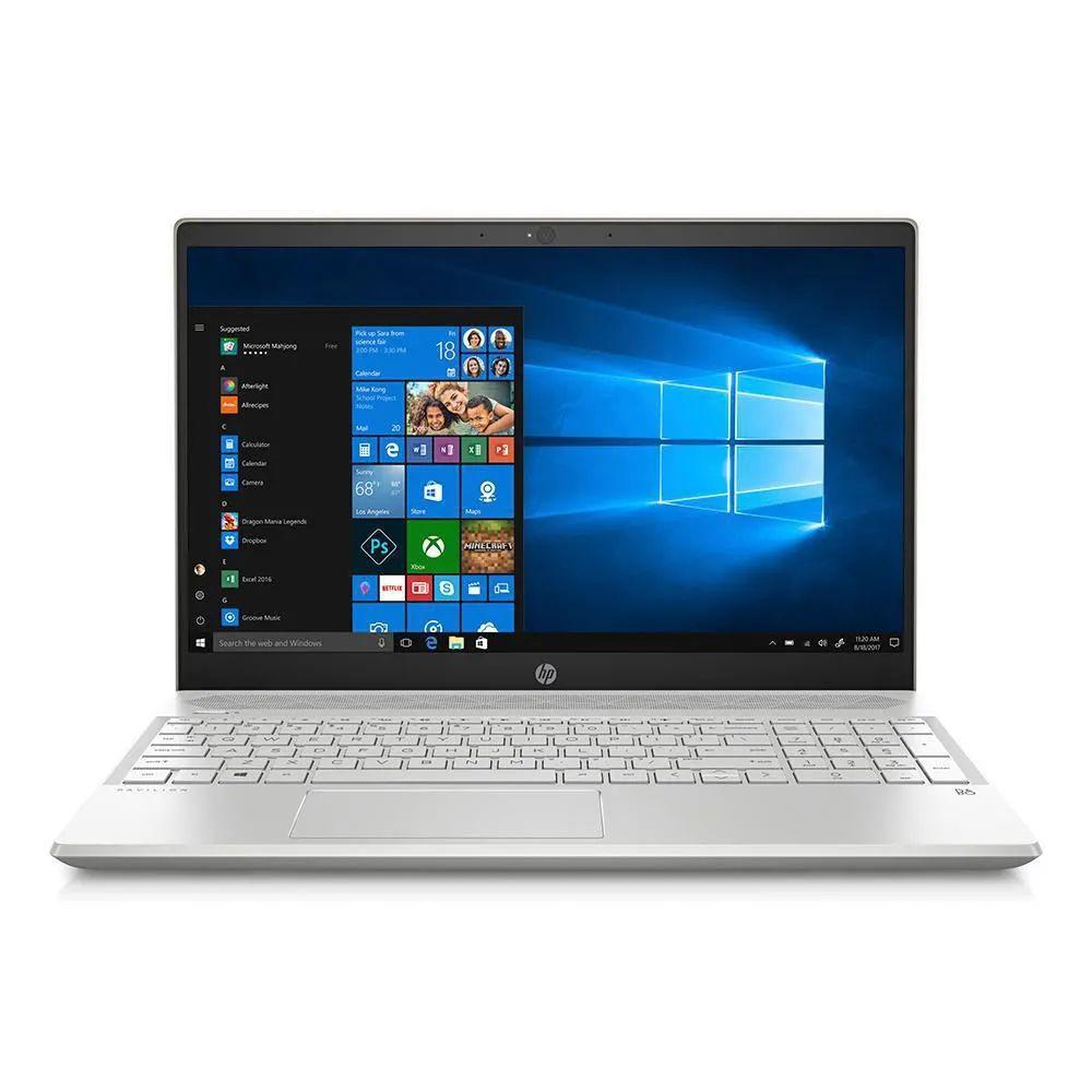 """Elektra: Laptop HP 15-cw0057lm RYZEN 3 RAM 12GB DD 1 TB W10H 15.6"""" + Impresora 1115 (Pagando con Citipay)"""