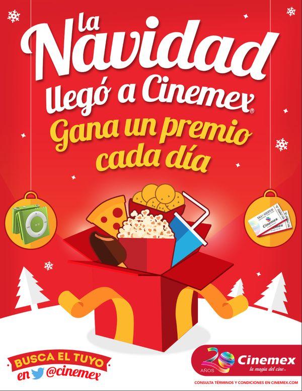 Ya esta el regalo de cinemex de hoy  (CAPUCCINO CALIENTE REGULAR GRATIS)