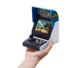 Amazon: SNK Mini Video Game Consola Neo Geo Pocket - Classics Edition