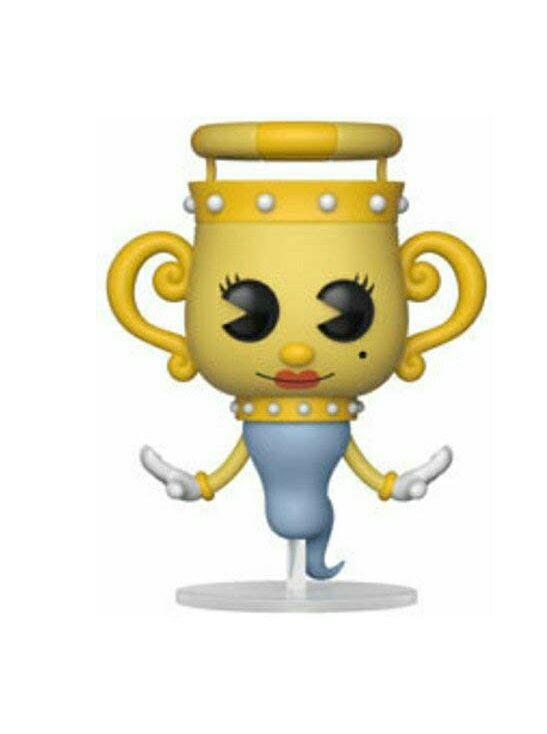 Amazon: Funko Pop Cuphead Legendary Chalice