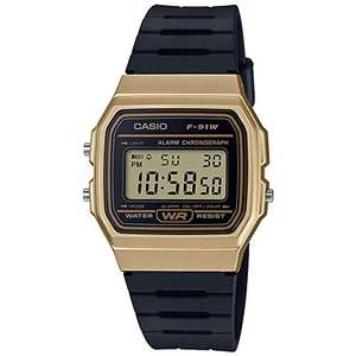 Amazon: Casio F-91WM-9ACF Reloj Casual