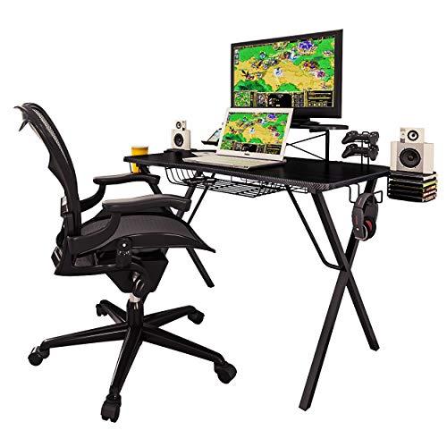 Amazon: Escritorio Gamer Atlantic Gaming Desk Pro