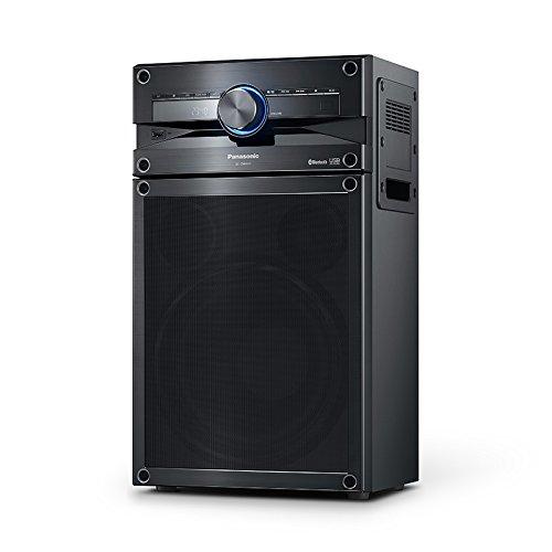 Amazon: Panasonic SC-CMAX1LM-K Bocina Portátil $1149 o menos