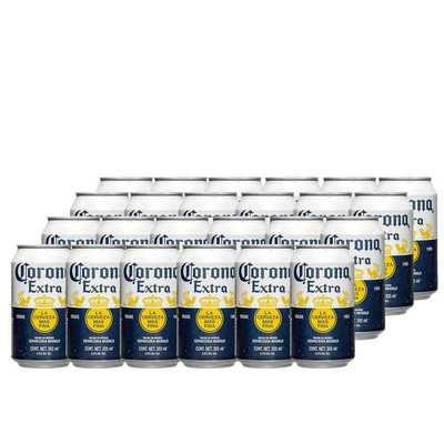 Modelorama: 24 latas de Cerveza Corona $168 con cupon y envío gratis