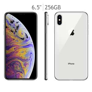 Costco: Apple Iphone XS MAX 256GB $25,199 Y A 18 MESES SIN INTERESES