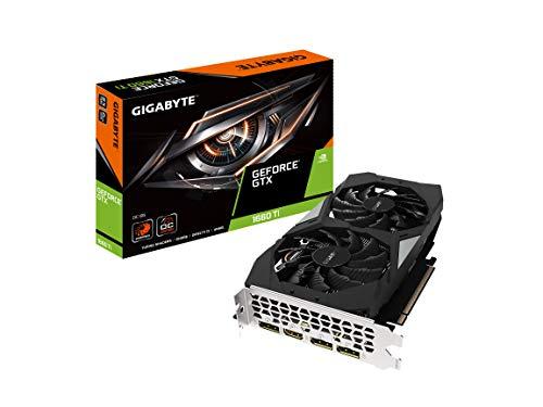 Amazon: GIGABYTE GeForce GTX 1660 Ti OC (Pagando con Bancomer)