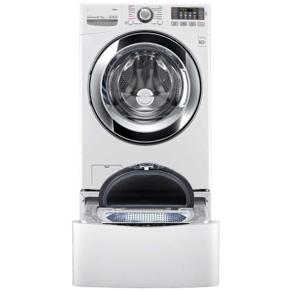 Elektra: Lavasecadora incluye Twin Wash 23.5 KG