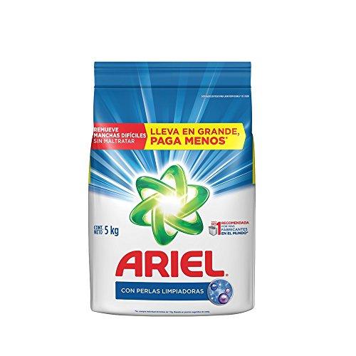 Amazon: Detergente Ariel 10 Kg + Suavizante 800 ml + Ariel Liquido 400 ml