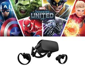 Amazon: Bundle Oculus Rift + Marvel Powers United VR (pagando con BBVA Bancomer)