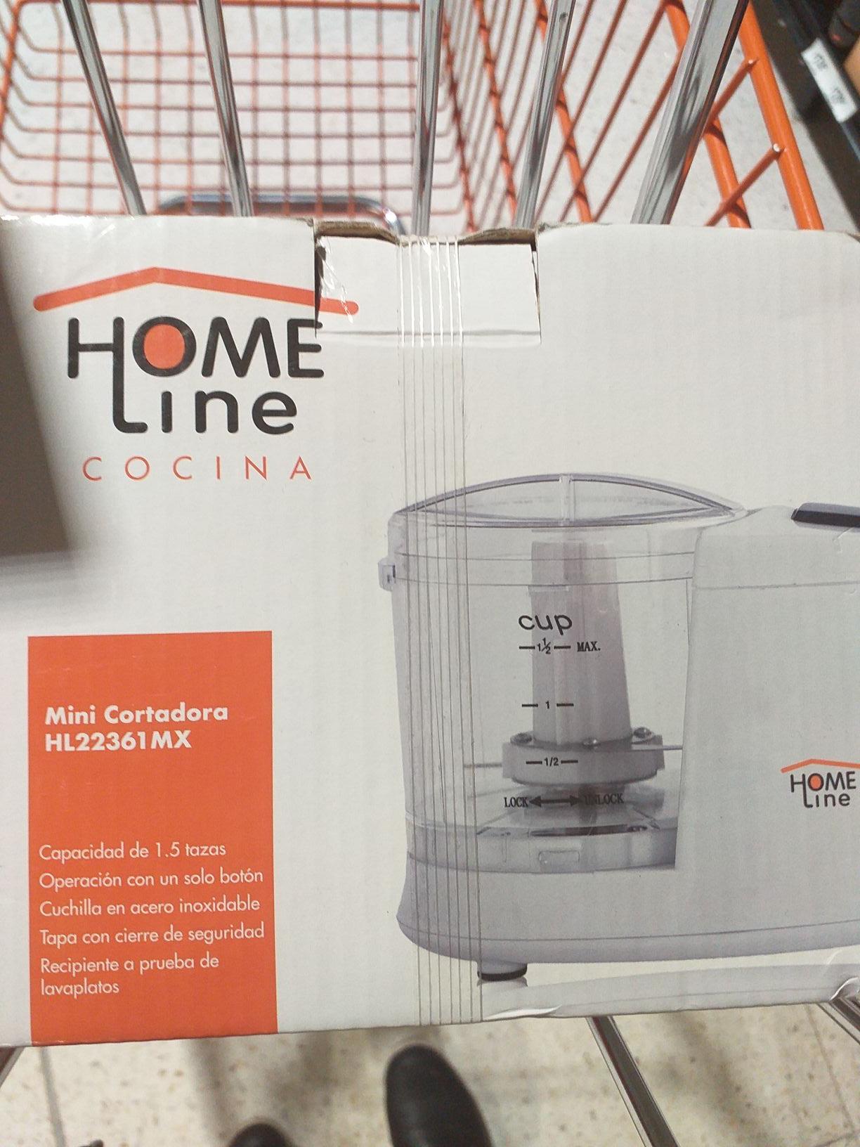 Chedraui: Trituradora de alimentos  marca Home Line