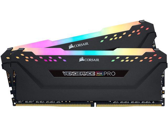 Newegg: CORSAIR Vengeance RGB Pro 16GB (2 x 8GB) DDR4 3000 Mhz (Envío Gratis)