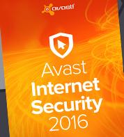 Avast Internet Security 2016 gratis 1 año