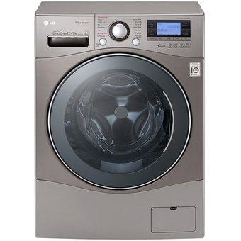 Linio: Lavasecadora LG WD10SB6 Carga Frontal 10 kilos Silver (Pagando con Paypal)