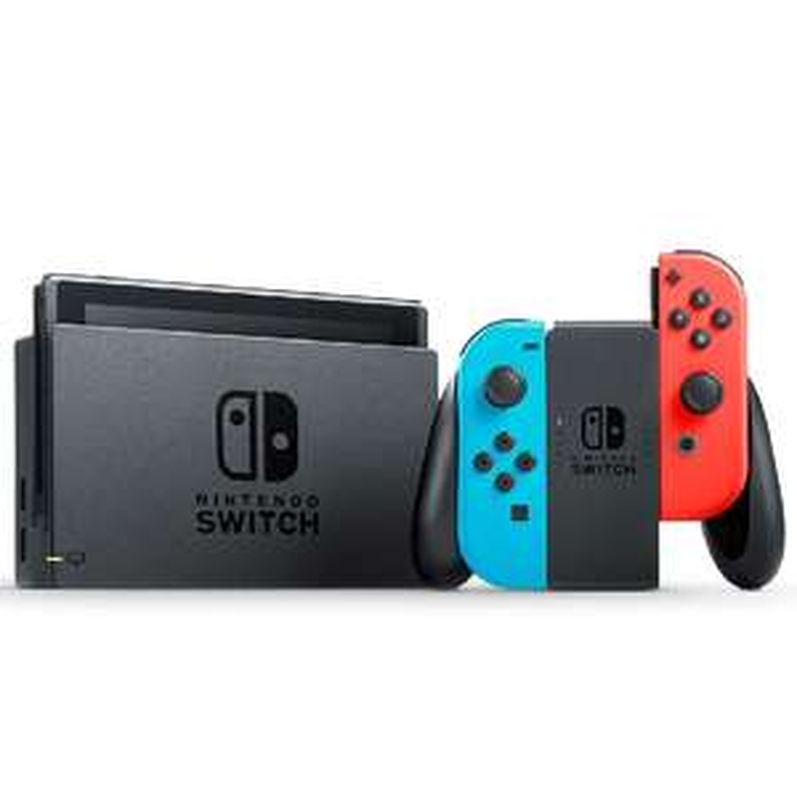 Famsa: Nintendo Switch Neon