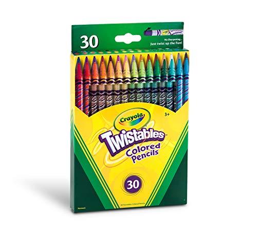 Amazon: Crayola 68-7409 Multicolor