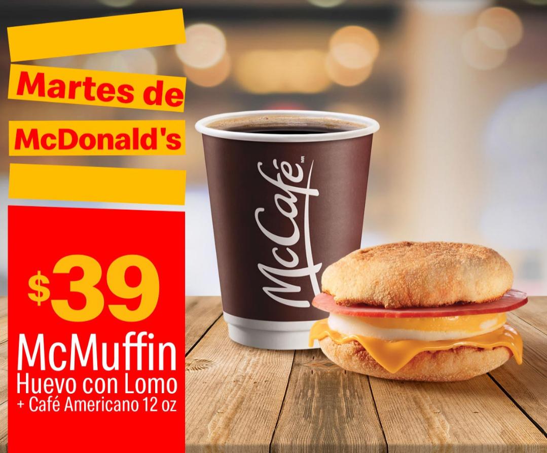 891b66b81 Ofertas en McDonald s » promociones y descuentos mayo 2019 ...