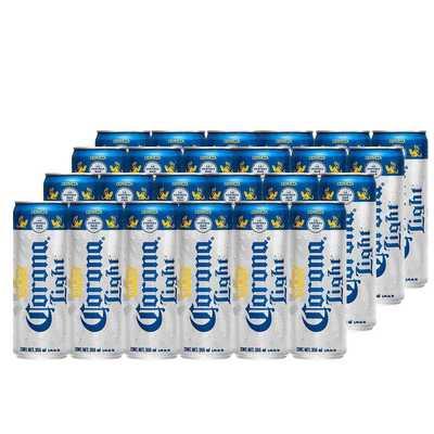Modelorama 24 latas de corona light por 168