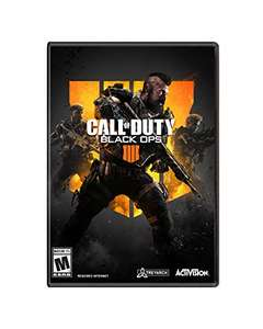 Amazon: Call of Duty: Black Ops 4 for PC