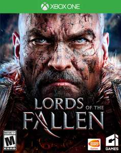 Amazon: Lords of the Fallen Xbox One $213 (ahora $255)