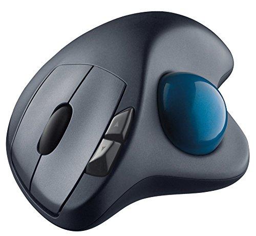 Amazon: Mouse inalambrico logitech trackball M570