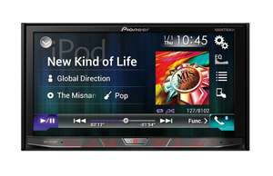 Best Buy: stereo Pioneer AVH-X8750bt con CarPlay y Android Auto