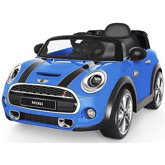 Woolworth Del Sol: Carro eléctrico Mini Hatch Azul