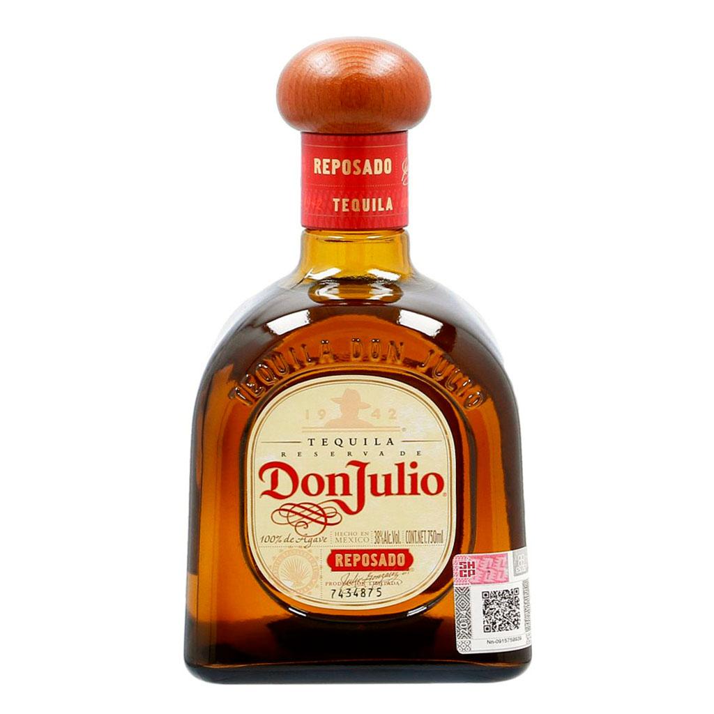 Soriana: Tequila Don Julio Reposado 750 ml