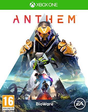 Game Planet: ANTHEM XB/PS4