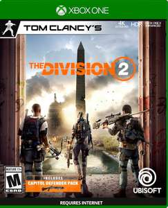 Gameplanet: The division 2 limited edition
